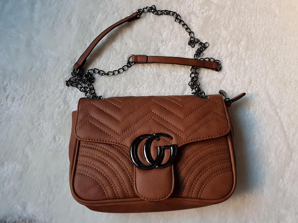7b3f78b83ef GG bag brown - Essence Fashion