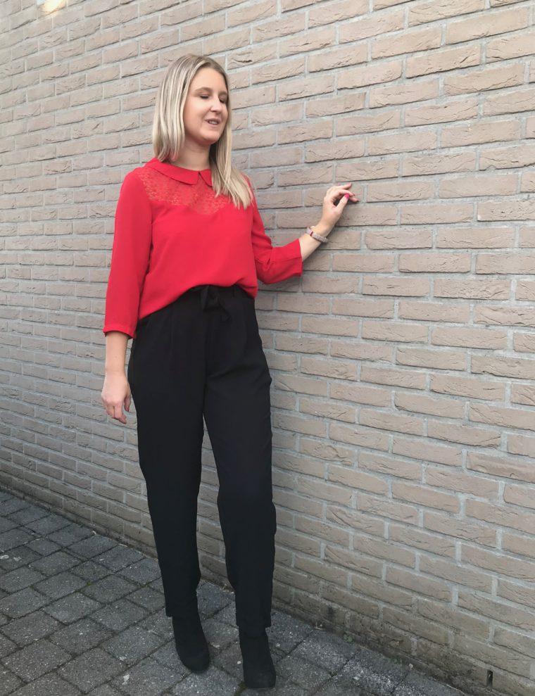Rood hemd – luxe producten