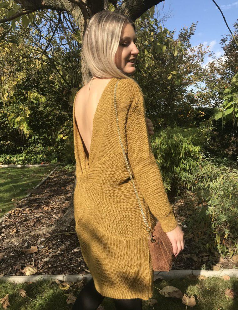 Geel kleedje – hip