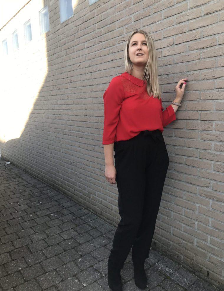 Rood hemd – kleding